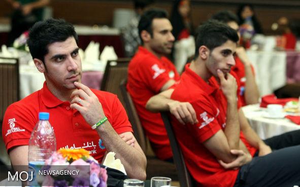 شهرام محمودی رسما از تیم ملی خداحافظی کرد