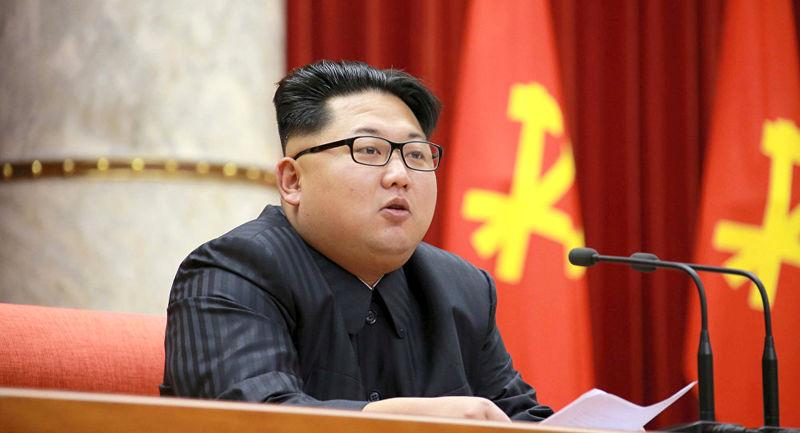 فرود هواپیمای رهبر کره شمالی در ولادی وستوک