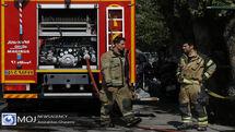 گازگرفتگی ۱۵ نفر با گازمنوکسیدکربن در پاسداران