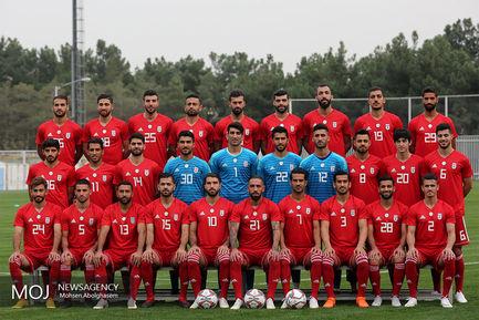 تمرین+تیم+ملی+فوتبال+-+۲۱+مهر+۱۳۹۷