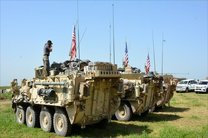 ارسال تجهیزات نظامی از سوی آمریکا به سوریه