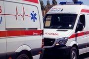 تلاش ۳ ساعته تکنسین های اورژانس ۱۱۵ برای نجات جان مصدوم