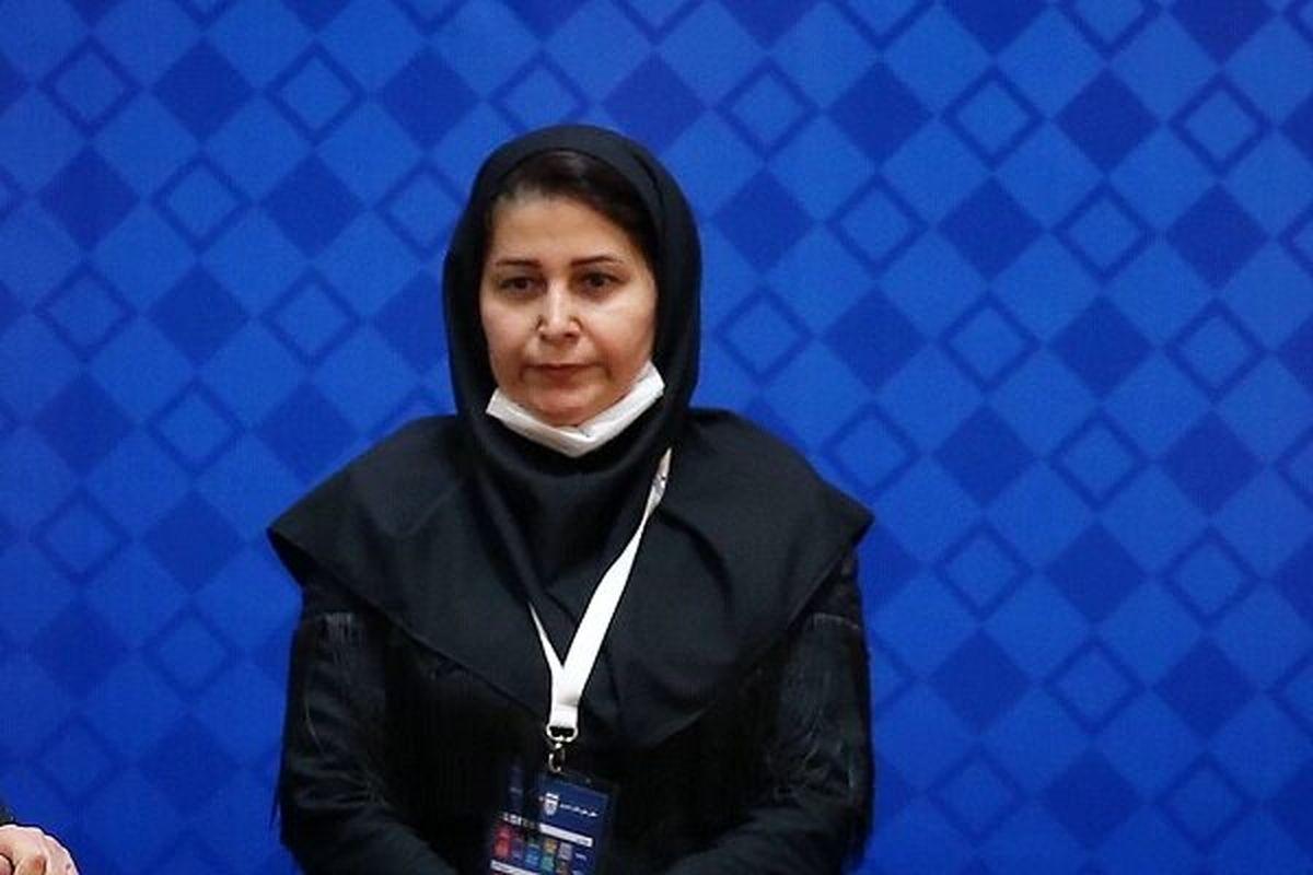 شهره موسوی به عنوان عضو کمیته بانوان AFC انتخاب شد