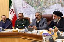 تاکید استاندار کردستان بر برگزاری شکوهمند کنگرە ۵۴۰۰ شهید