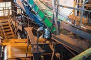 انجام موفقیتآمیز تعمیرات برنامهریزیشده واحد گندلهسازی فولاد در تیر ماه