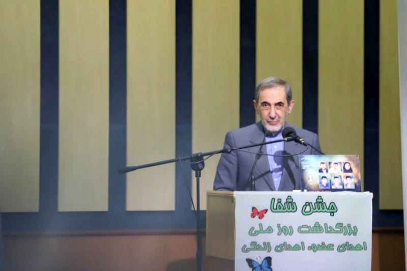 مراسم جشن شفا و بزرگداشت روز ملی اهدای، عضو اهدای زندگی برگزار شد