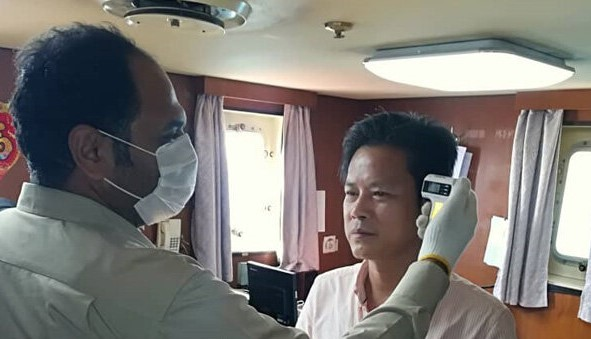 عدم مشاهده ویروس کرونا در غربالگری بیش از 6 هزار نفر