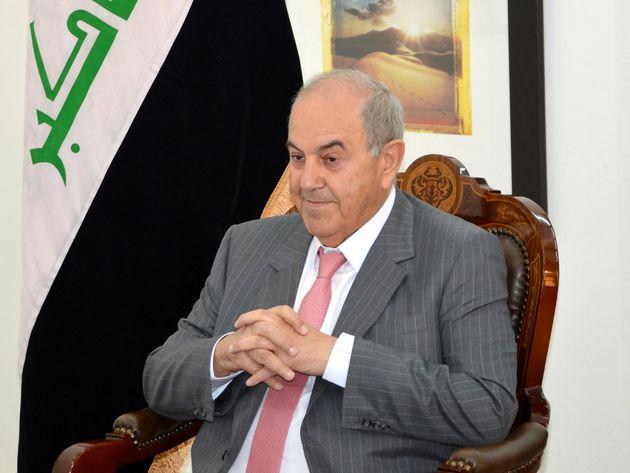 ایاد علاوی از پذیرش لغو نتایج همه پرسی توسط اقلیم کردستان خبر داد