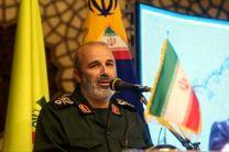 ادامه دهنده راه شهید حجازی و سلیمانی تحت داعیات رهبری هستم