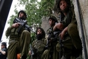 حمله مجدد نظامیان صهیونیستی به کرانه باختری