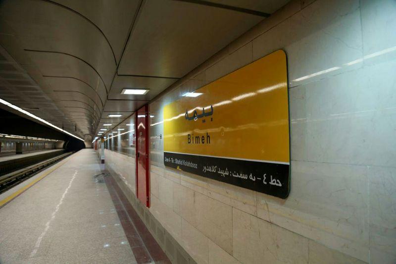 جزئیات خودکشی در ایستگاه مترو/ مرد جوان زنده ماند