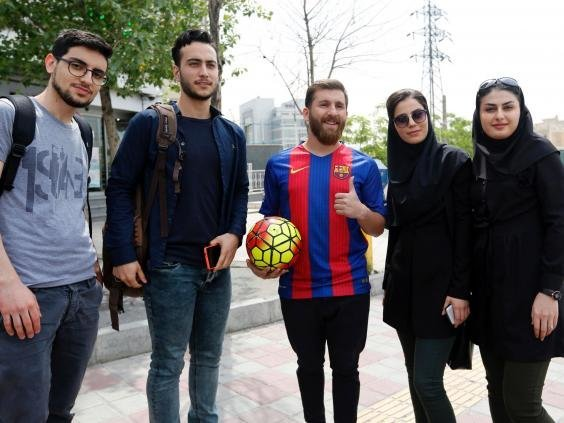 پای بدل مسی در ایران به کلانتری باز شد