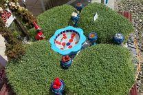 برگزاری مسابقه هفت سین و سبزه برتر به صورت مجازی در خمینی شهر