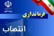 ناصر اسدی به عنوان فرماندار شهرضا معرفی شد