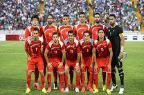 پاداش 1000 دلاری به بازیکنان سوریه به خاطر شکست ازبکستان