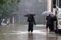 پیش بینی باران و تگرگ در مناطقی از هرمزگان/لزوم احتیاط شناورها از تردد در تنگه ی هرمز