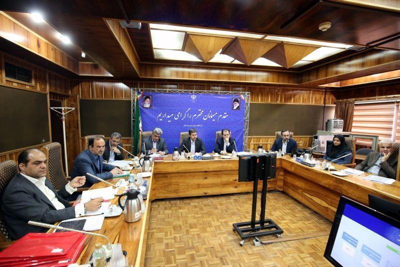 جلسه شورای راهبری توسعه مدیریت وزارت کشور