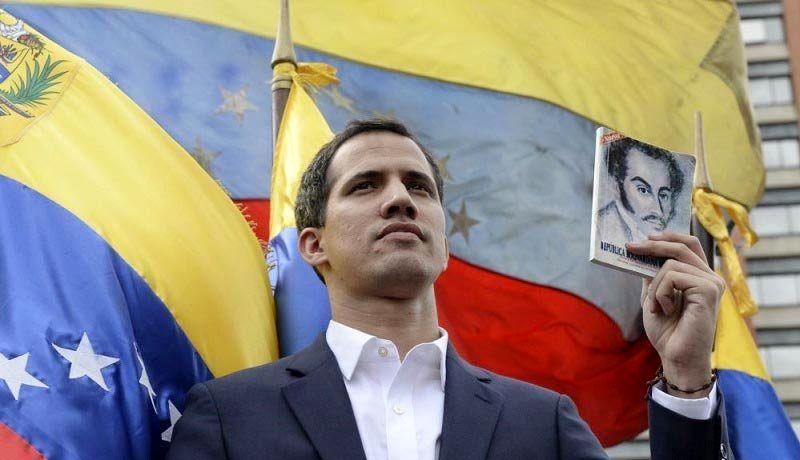 رهبر اپوزیسیون ونزوئلا خواهان دیدار با مقامات پنتاگون