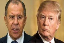 ترامپ و لاوروف امروز دیدار میکنند