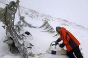 عملیات زمینی تفحص پیکرهای قربانیان سانحه هواپیمای تهران-یاسوج غیرممکن شده است