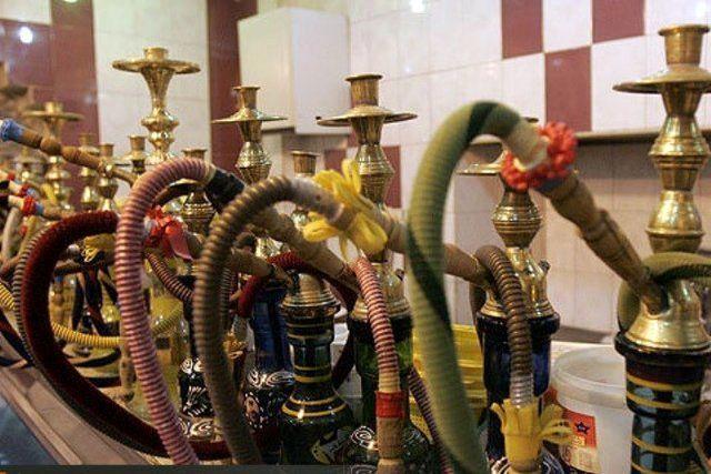 یک واحد چایخانه غیرمجاز در خمینی شهر پلمب شد
