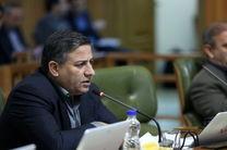 شهرداری منطقه یک نسبت به جمع آوری پل هوایی پالادیوم اقدام کند