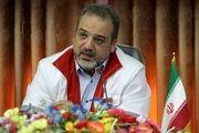 سفر معاون دبیر کل فدراسیون بین المللی صلیب سرخ و هلال احمر به اصفهان