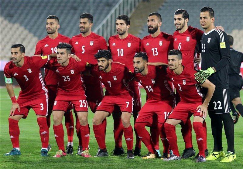 ایران تیم بیست و ششم جام جهانی