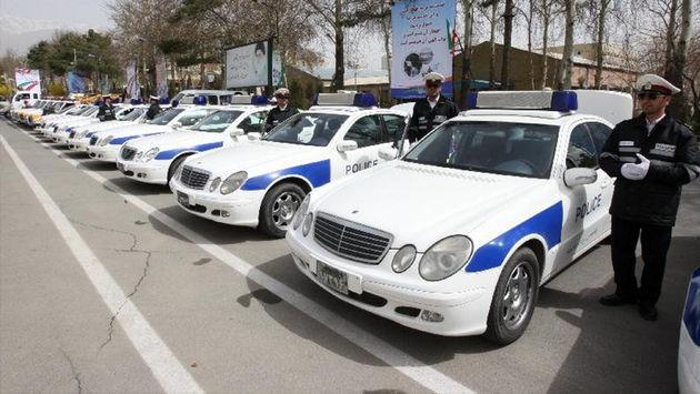 فعالیت 50 پایگاه نوروزی پلیس در استان  اصفهان در ایام نوروز
