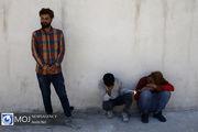 دستگیری اعضای باند 3 نفره سارقان طلاجات اطفال در اصفهان / اعتراف به 130 فقره سرقت