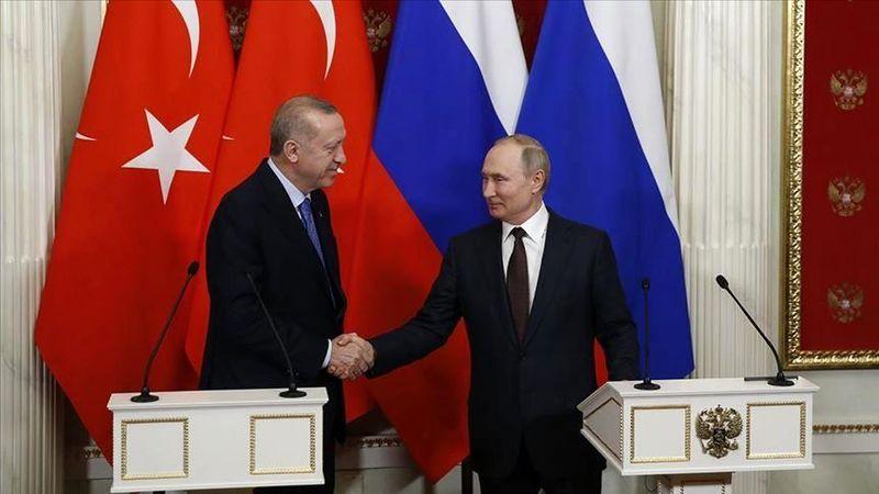 روسای جمهور ترکیه و روسیه در مورد آتش بس در ادلب توافق کردند