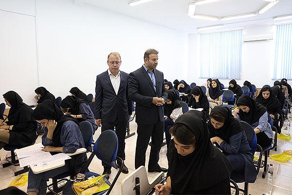 برگزاری آزمون استخدامی سازمان تامین اجتماعی با شرکت بیش از 26 هزار نفر