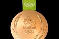 ارزش مادی طلای المپیک کمتر از ارزش معنوی آن است