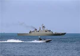 اجرای تمرین مشترک امداد و نجات دریایی ایران و عمان