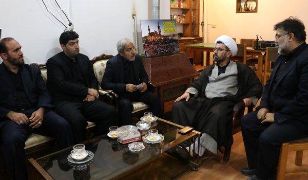 استانداری مازندران برای تکمیل طرح توسعه حرم امامزاده عباس(ع) ساری آمادگی کامل دارد