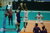 پخش زنده والیبال ایران و چین از شبکه سه سیما