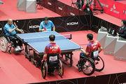 تیم ملی تنیس روی میز معلولان موفق به کسب 7 مدال شد