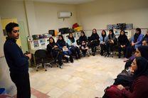 بازدید دانش آموزان مدارس شهرستان رشت از مجموعه سما
