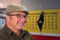 صادقی: هنرمندان در دفاع از مظلوم ملیت نمیشناسند
