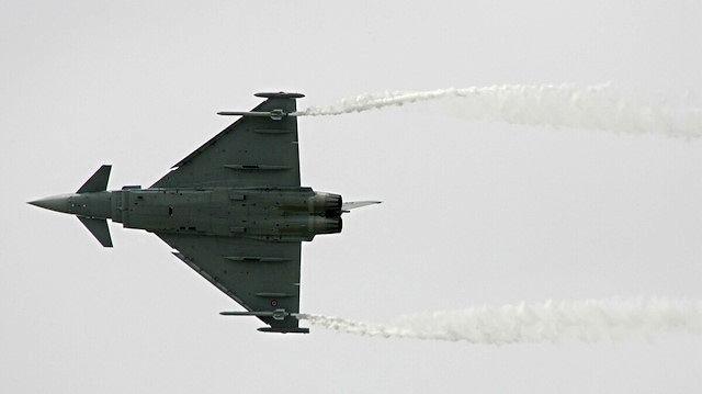 2 جنگنده آموزشی نیروی هوایی قطر با یکدیگر برخورد کردند