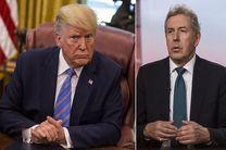 سفیر انگلیس در آمریکا استعفا داد