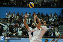 ساعت بازی والیبال ایران و مصر مشخص شد