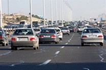 رشد 15 درصدی تردد وسایل نقلیه در محورهای مواصلاتی مازندران