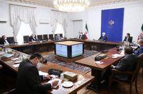 عدم حضور همتی در جلسه ستاد اقتصادی دولت