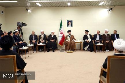 مسئولان و فعالان فرهنگی استان های آذربایجانشرقی و قم