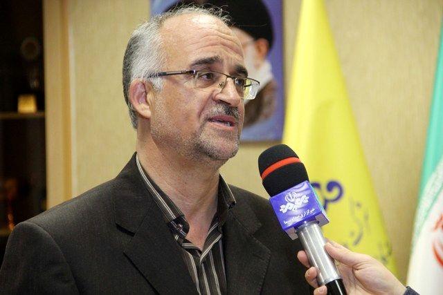 راه اندازی طرح انتقال مکالمات بی سیمی در شرکت گاز استان اصفهان