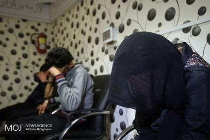 دستگیری+سارقان+مسلح+کلینیک+زیبایی+در+تهران