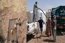 نصب آبشخور حیات وحش در منطقه شکار ممنوع حوض سلطان قم