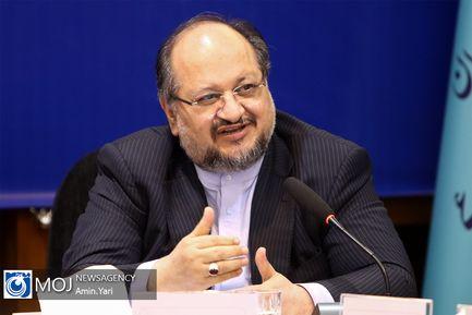 بازدید از پایگاه اطلاعات رفاه ایرانیان / محمد شریعمداری