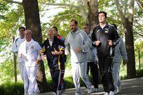 تجلیل از پیشکسوتان ورزش همگانی مشهد